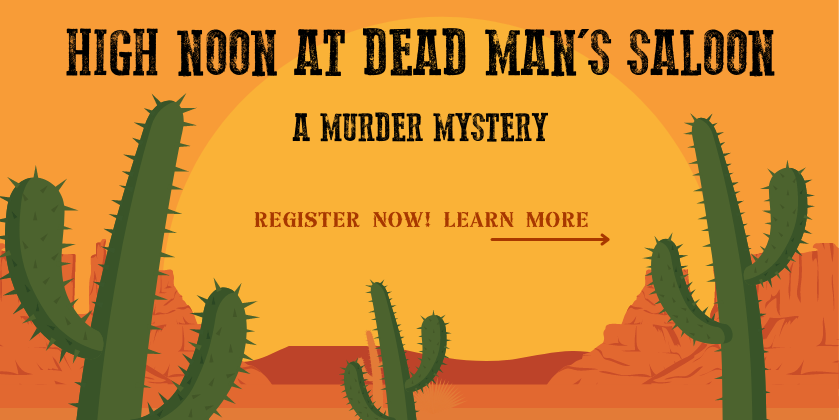 High Noon at Dead Man's Saloon - a Murder Mystery